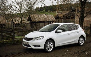 Благотворное влияние Nissan Tiida