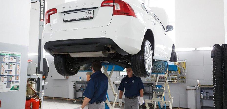 Volvo предлагает новый подход к сервису