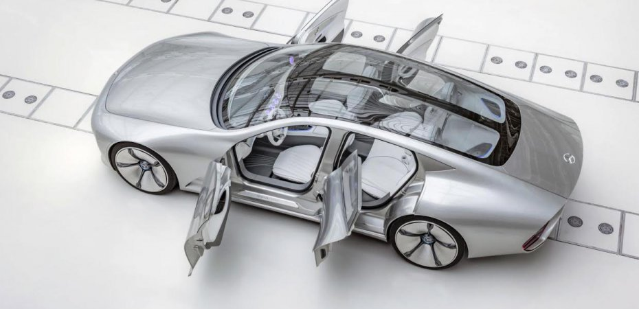 Mercedes начал соперничество с Bentley Bentayga