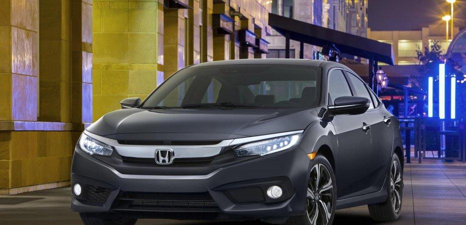 В сети появилось видео нового Honda Civic