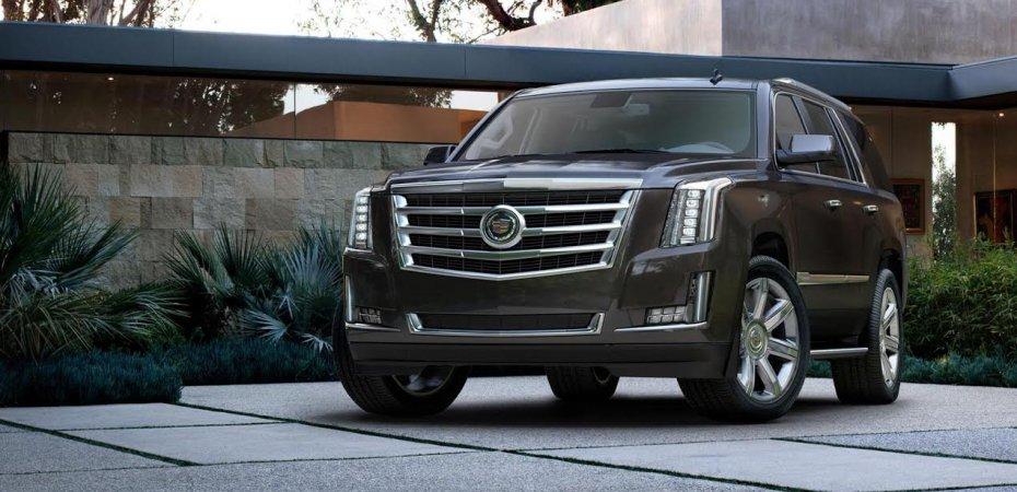 Cadillac Escalade хочет конкурировать с Rolls-Royce