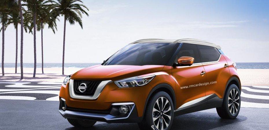 Следующее поколение Nissan Juke