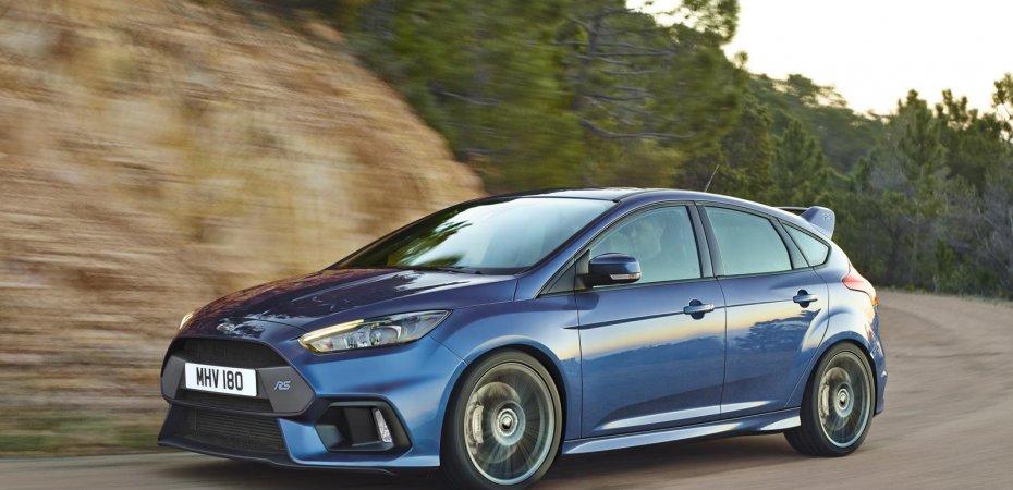 Ford Focus RS покажут через неделю (видео)