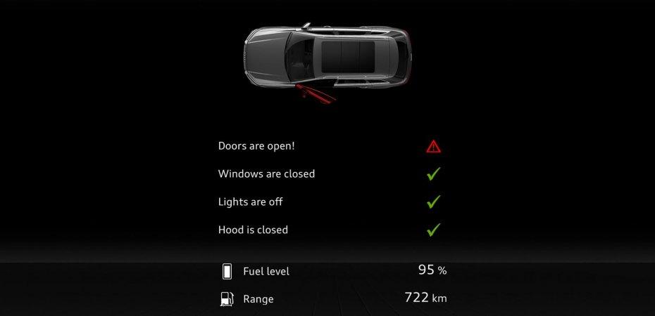 Новые приложения Audi: myCarManager и myService