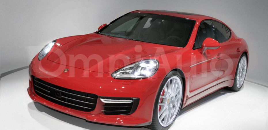 Второе поколение Porsche Panamera появится в марте