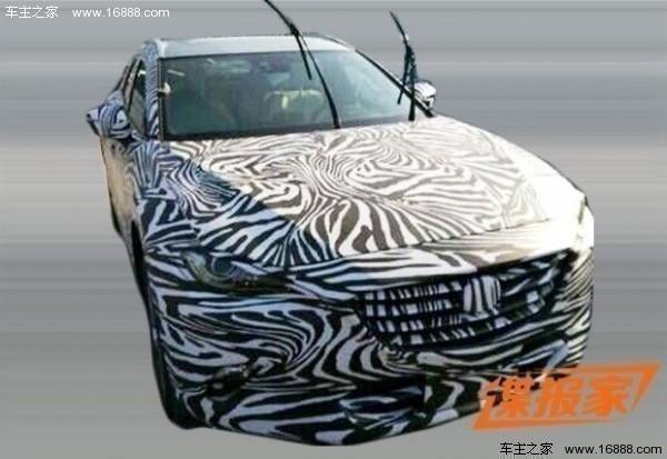 Mazda готовит новый кроссовер-купе