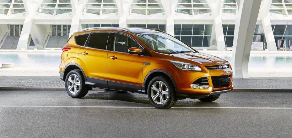 Ford думает о создании Kuga ST и Kuga Vignale