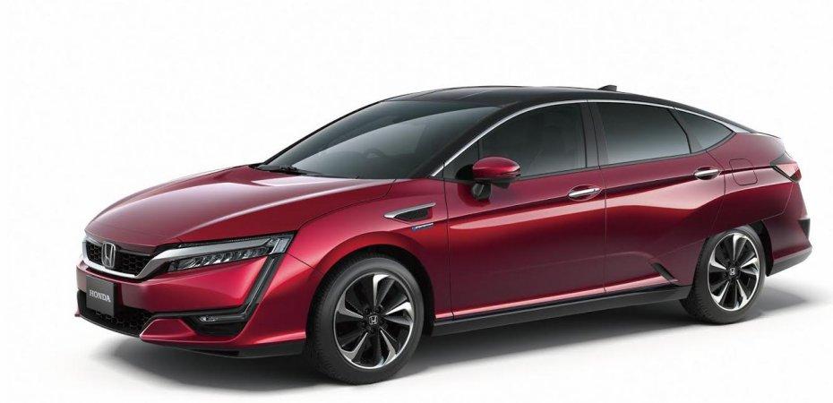 Honda выставит в Токио FCV