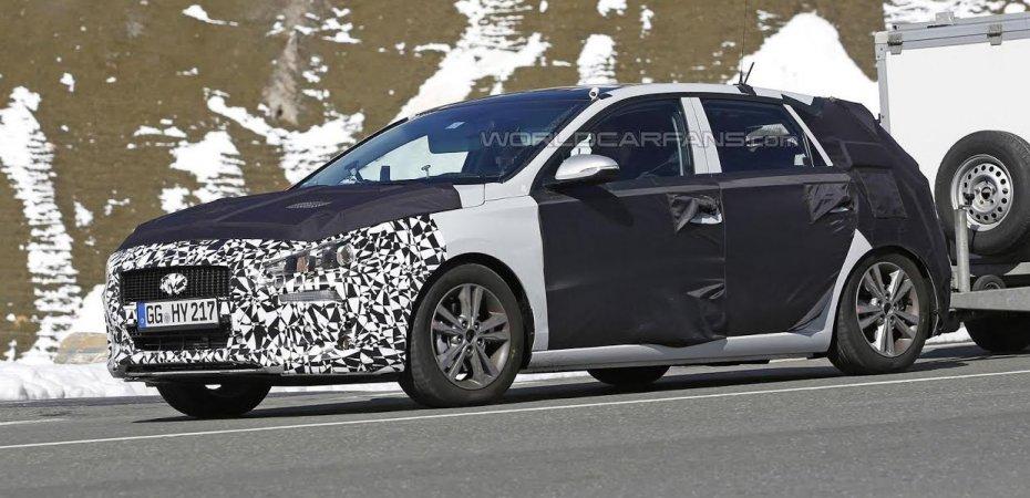 Hyundai i30 – первые фото