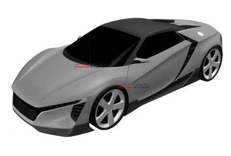 Honda NSX появится в 2018 году