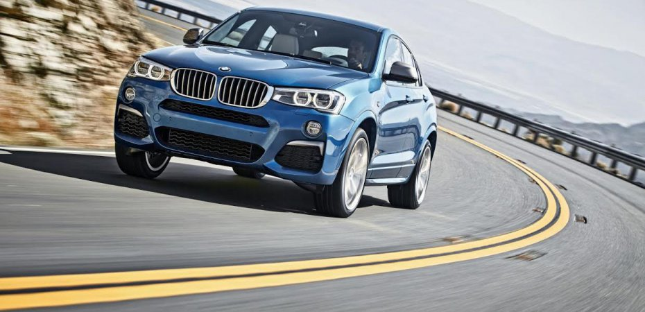 BMW X4 M40i – озвучена цена