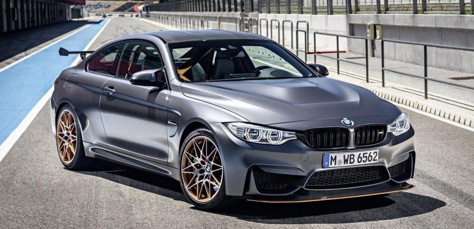 BMW представила M4 GTS