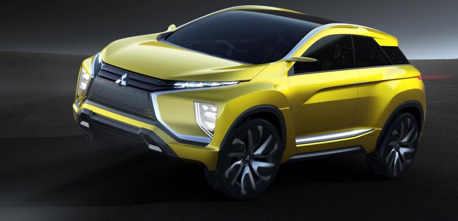 Mitsubishi eX покажут в Токио