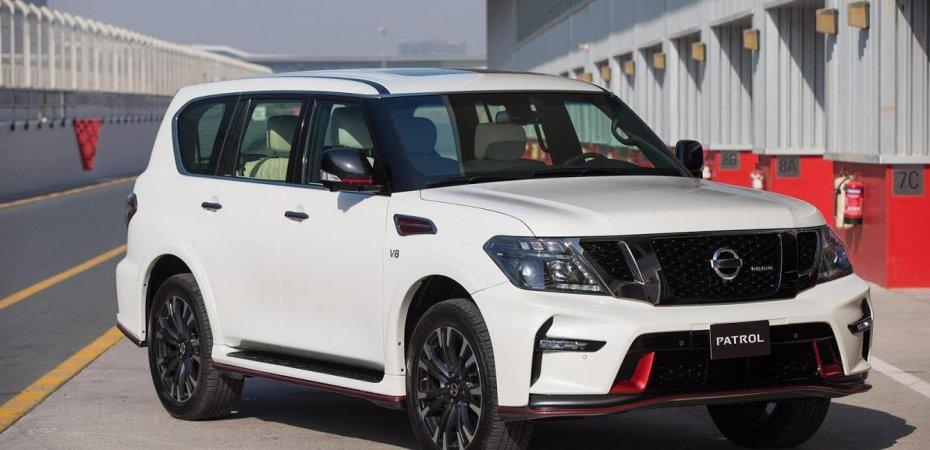 Nissan представил Patrol NISMO