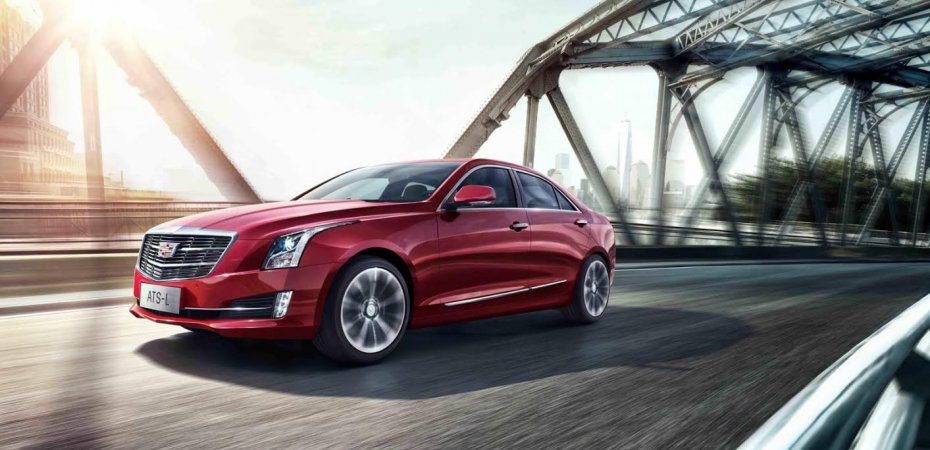 Обновление Cadillac ATS-L 2016
