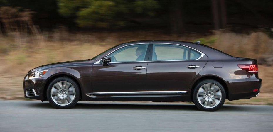 Lexus нового поколения