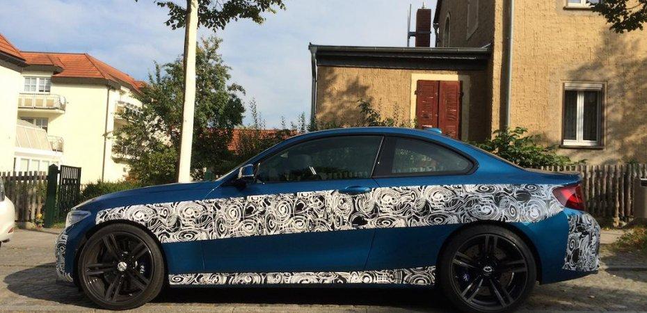 BMW M2 – презентация в среду