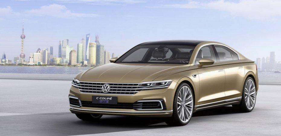 VW Phaeton будет электрическим
