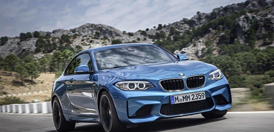 BMW M2: официальный показ