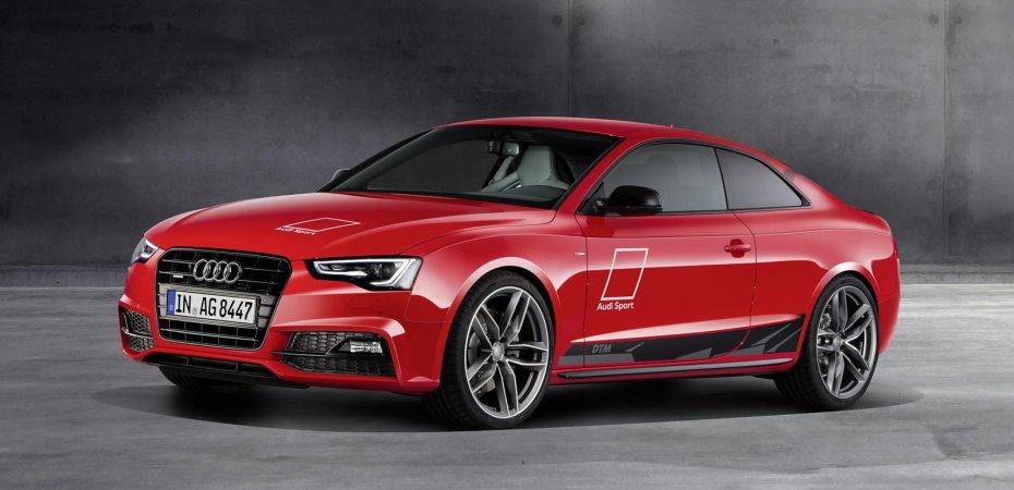 Audi A5 DTM – 245 л.с.