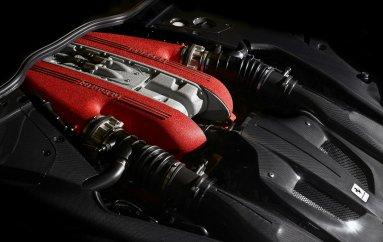 Первое видео Ferrari F12tdf