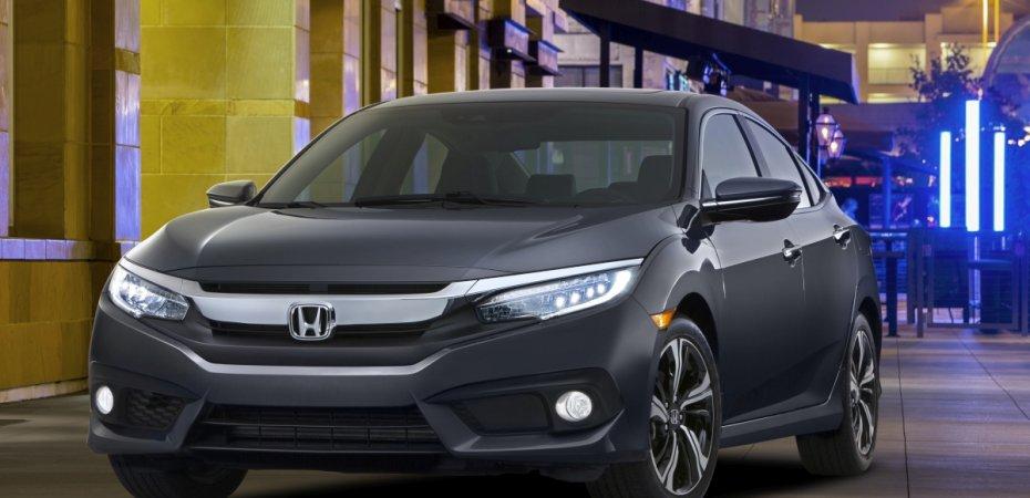 Honda Civic получит 1,5-литровый мотор