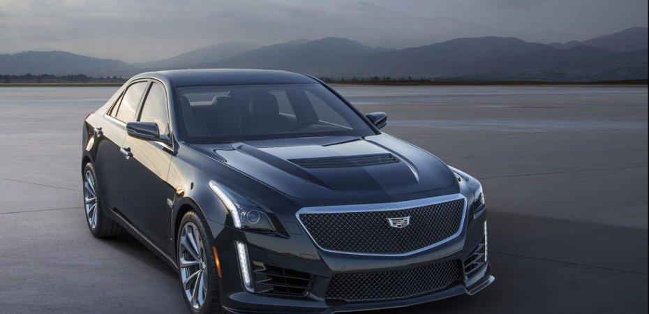 Cadillac CTS-V станет мощнее