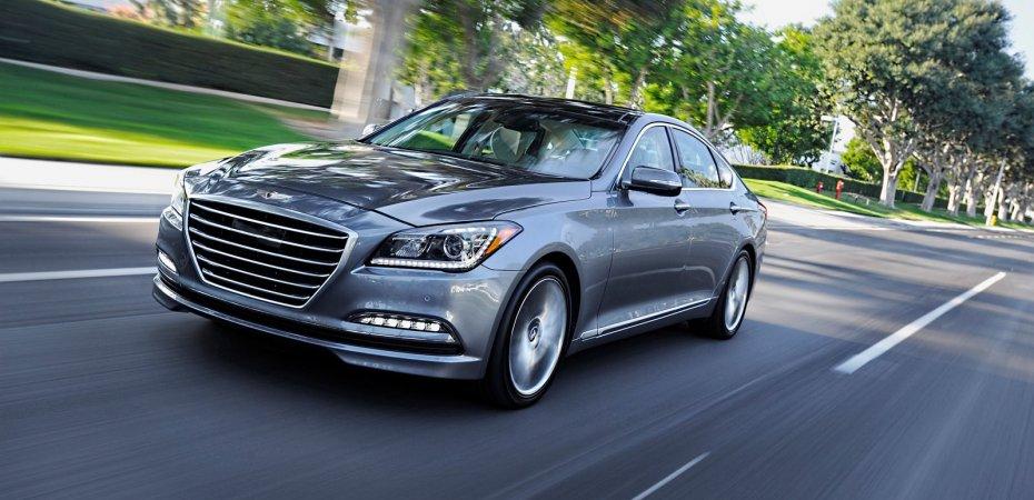 Hyundai Genesis 2016: допвозможности