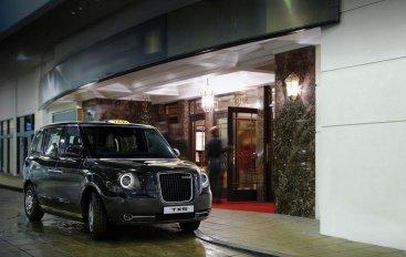 Geely создала лондонское такси
