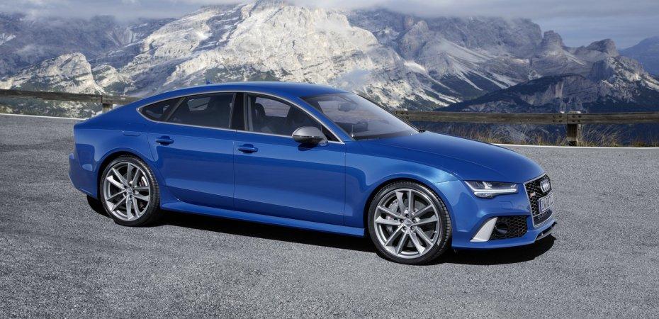 Audi RS6 Avant и RS7 Sportback - 605 л.с.