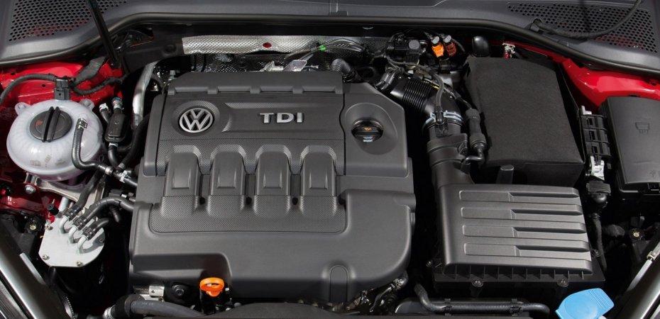 VW заявил «чистый» двигатель