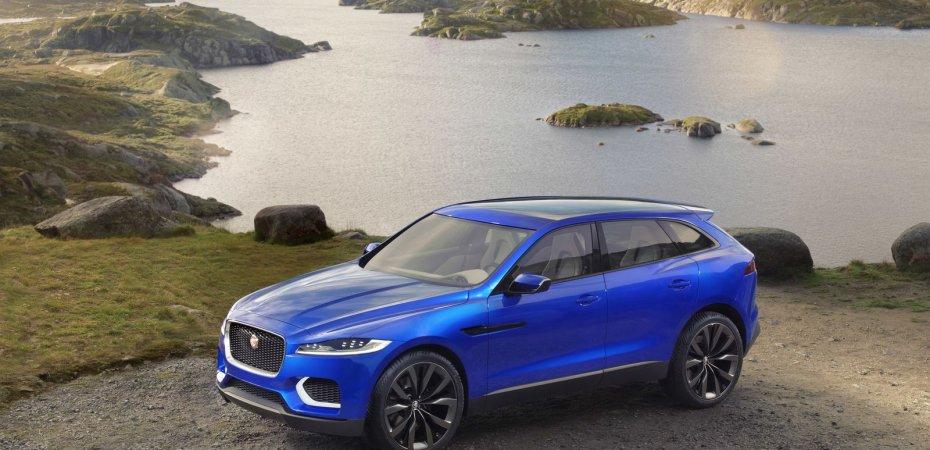Jaguar отрекся от больших кроссоверов