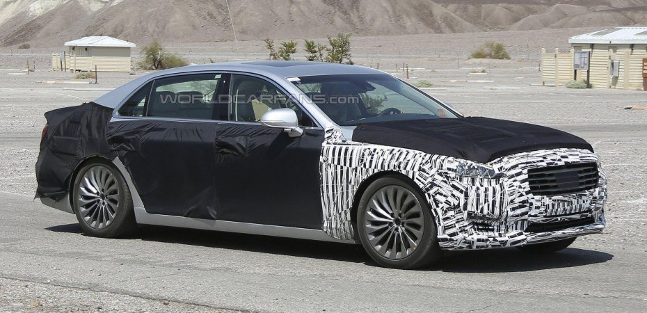 Hyundai Equus KDM покажут в декабре