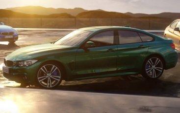 Лучшие цвета BMW 4 GranCoupe