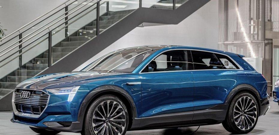 Audi e-tron quattro превратится в Q6