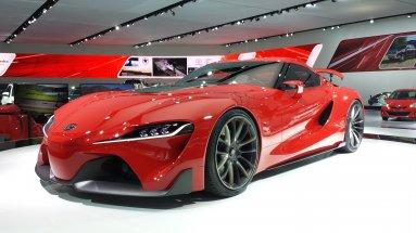 Toyota обогнала VW по мировым продажам