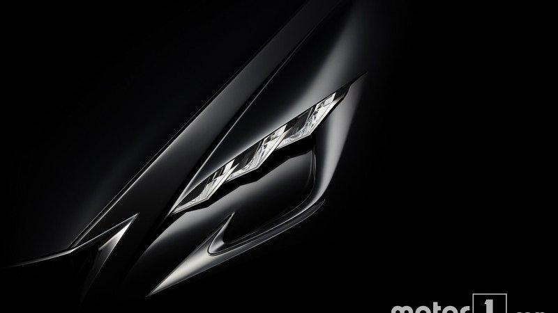 Lexus LS FCV будет полноприводным