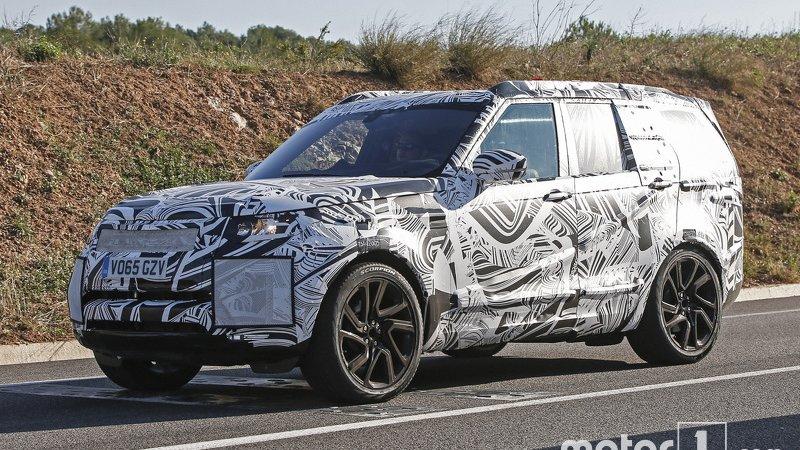Land Rover Discovery 2017: первая встреча