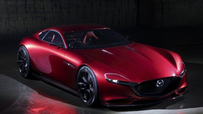 Mazda RX-VISION в Токио