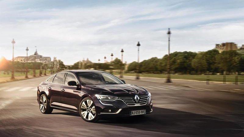 Renault Talisman уже в продаже