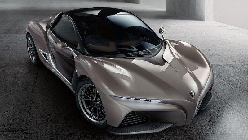 Автомобиль от Yamaha