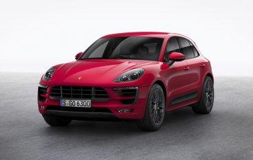 Porsche создал Macan GTS