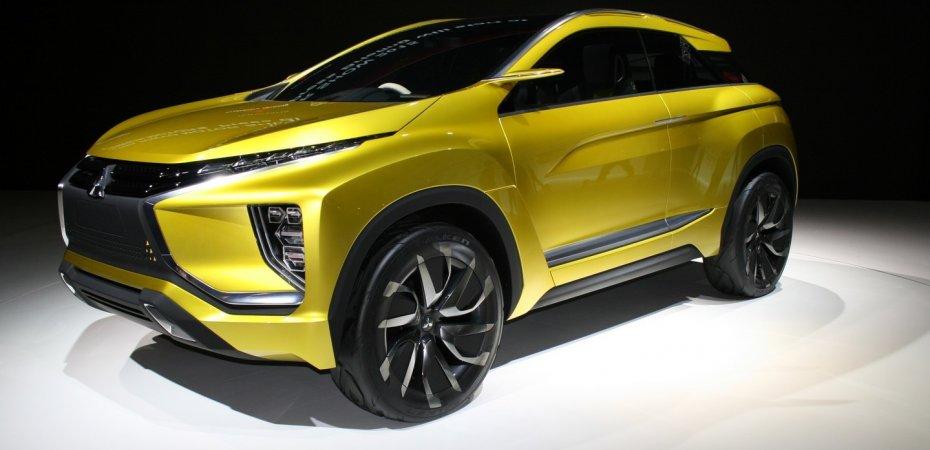 Полный электропривод Mitsubishi eX