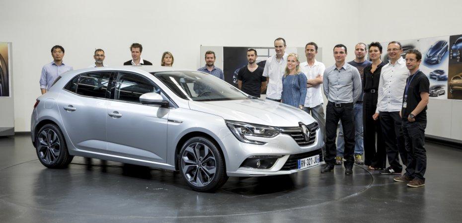 Renault Megane 2016 – 7 моторов