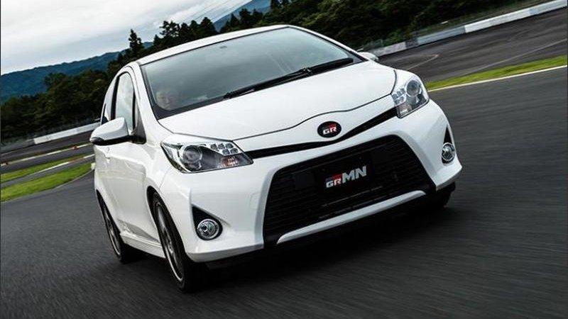 Toyota выпустит горячий Yaris