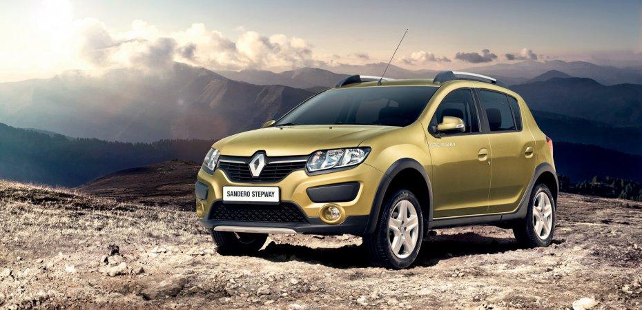 Огрехи «робота» Renault Sandero Stepway