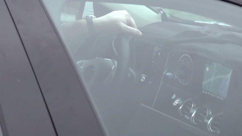 Mercedes E с салоном S