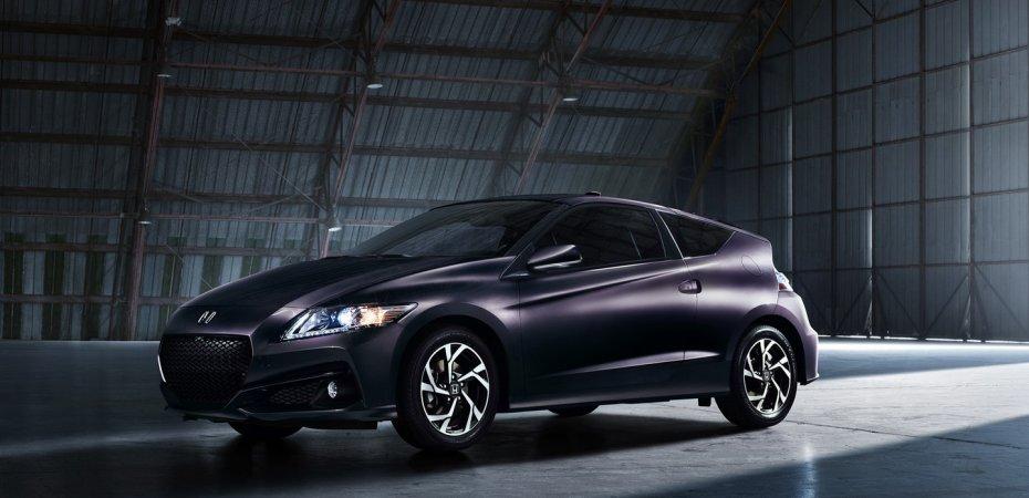 Honda CR-Z стала точенее