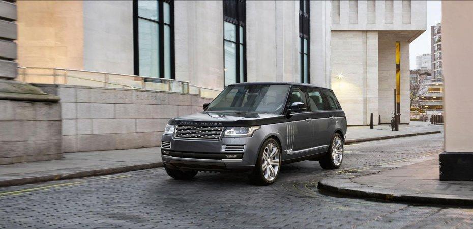 Range Rover будут собирать вручную