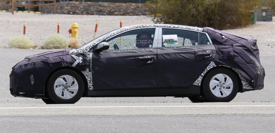 Конкурент Toyota Prius от Hyundai